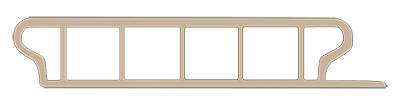 AB Sundecks Decking Diagram