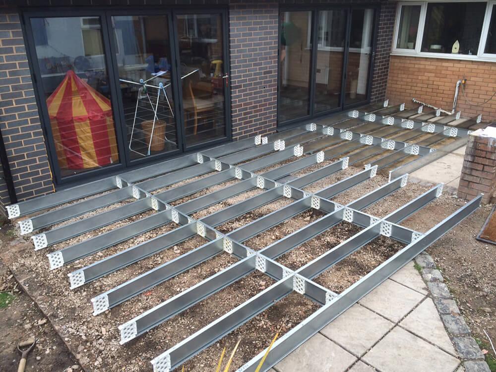 Garden Decking Ab Sundecks Manchester